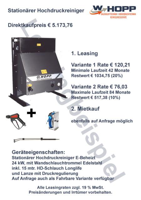 stationärer Hochdruckreiniger-1
