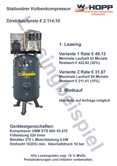 stationärer Kompressor-1