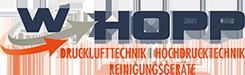 W. Hopp GmbH - 65468 Trebur Heizen, Reinigen, Druckluft